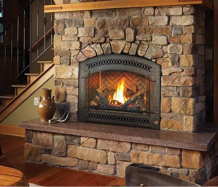 Fire Damage Tips for Fireplace Safety