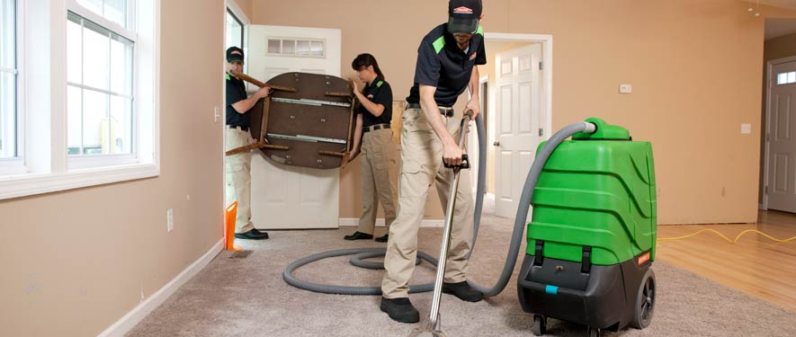 Anniston, AL residential restoration cleaning